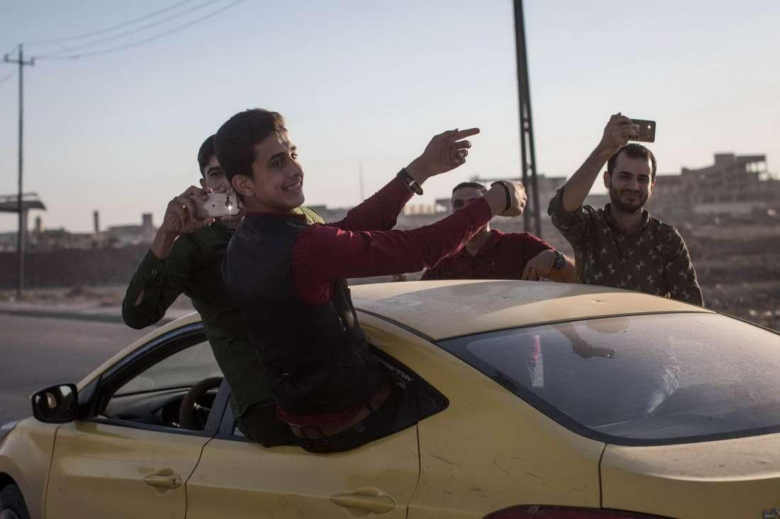 Повседневная жизнь в фото: Мосул, Ирак (20 фото)