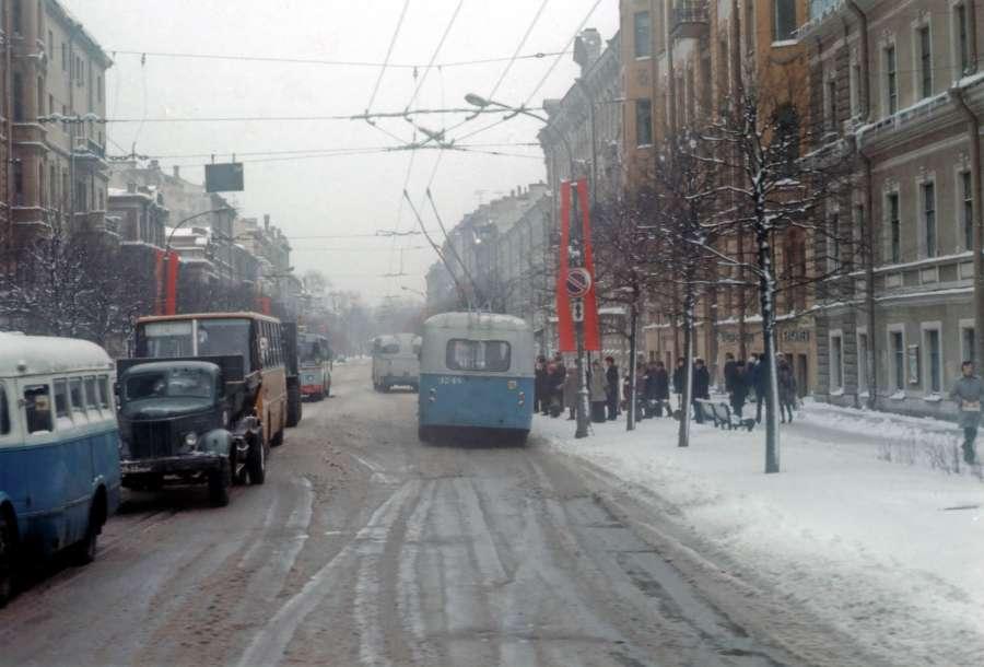 Ленинград 1976 года на снимках Роджера Липсетта (60 фото)