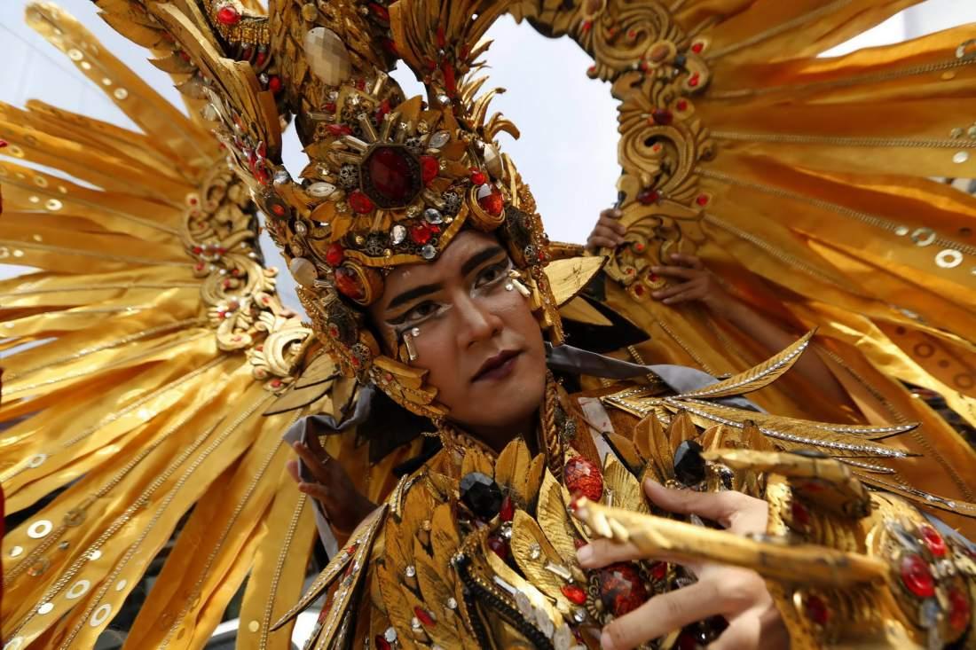 Международный фестиваль культуры на острове Батам (11 фото)